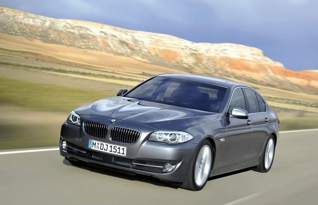 BMW 528i (Foto: BMW)