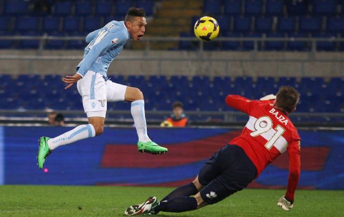 Perea, Lazio x Parma (Foto: Getty Images)