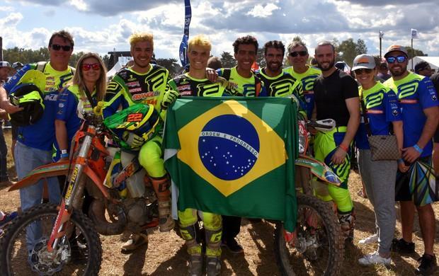 BLOG: Six Days Enduro - Seleção Brasileira conquista oitavo lugar na França!! - Reportagem de Janjão Santiago...