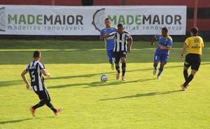 Operário-MS x Maracaju no estádio Ninho da Águia (Foto: Divulgação/Operário-MS)