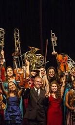 Orquestra Juvenil Heliópolis (Foto: Rafael de Queiroz/Divulgação)