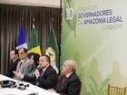 Governadores de MT e 8 estados da Amazônia assinam 'Carta de Cuiabá'