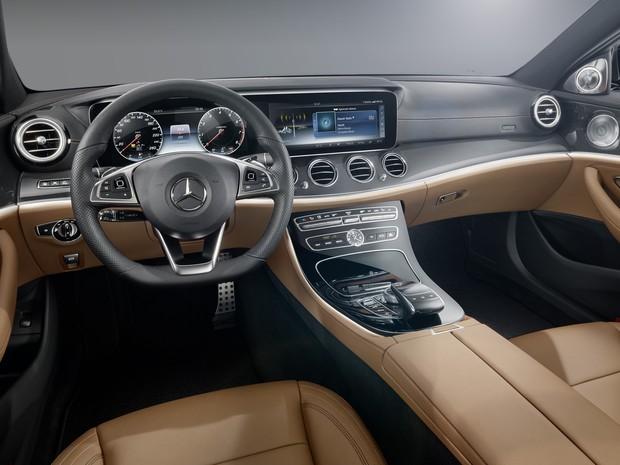 Mercedes-Benz Classe E (Foto: Divulgação)