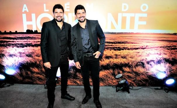 Tiago e Diego Homci (Foto: Rede Globo/Alex Carvalho)