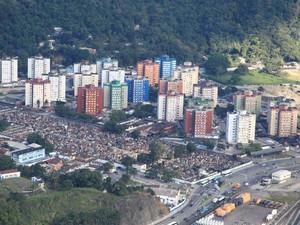 Programa Viva o Bairro acontece neste sábado em Santos (Foto: Divulgação / Prefeitura de Santos)