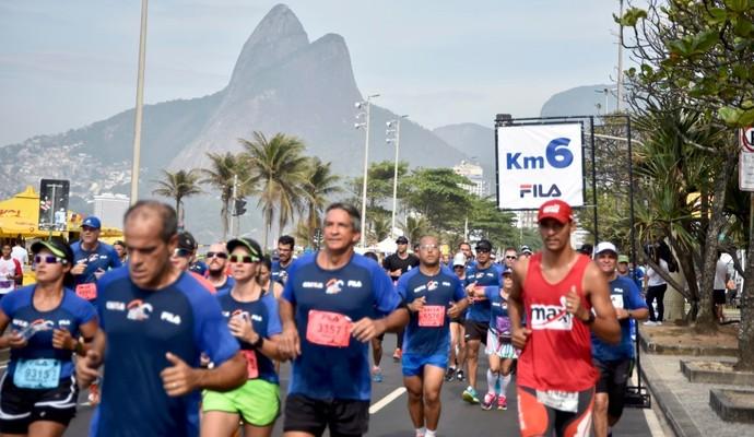Meia Maratona do Rio e euatleta (Foto: Divulgação/Yescom)