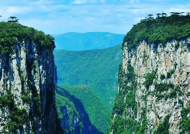 Cambará do Sul (Foto: Instagram/Reprodução)