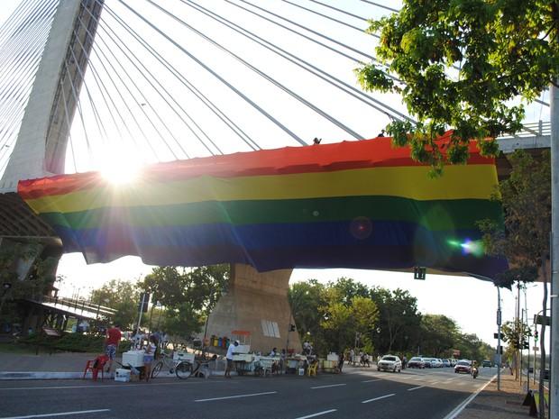 Parada da Diversidade acontece neste domingo em Teresina (Foto: José Marques)