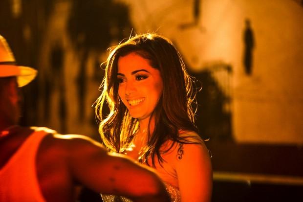 Clip da Anitta na Estudantina (Foto: Claudio Andrade/Photorionews)