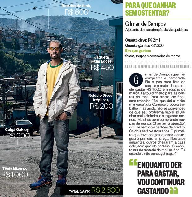 Gilmar de Campos (Foto: Filipe Redondo/ÉPOCA)