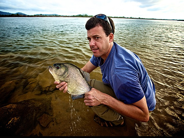 Piranha negra (Foto: National Geographic Society/Nature Scientific Reports)