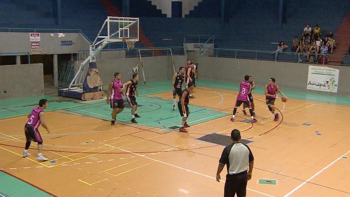 São José; Guarany; Basquete; Amapá (Foto: Reprodução/TV Amapá)