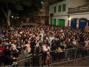 Público show Inverno Cultural 2014 (Foto: Júnior Viegas/Inverno Cultural)
