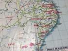 Polícia da PB acha mapa de possíveis alvos de explosões de bancos