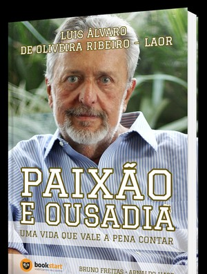 capa biografia Laor