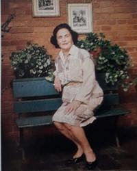 """Lucília Junqueira de Almeida Prado, autora da crônica """"Juca e Tião"""", publicada na Revista Globo Rural em 1996 (Foto: Ernesto de Souza)"""