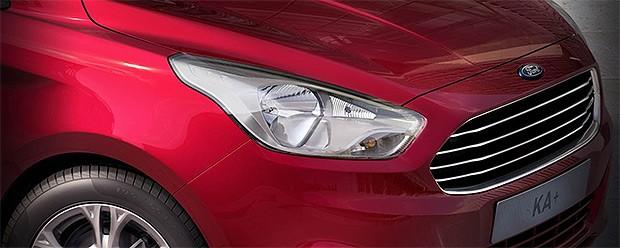 Versão sedã do novo Ford Ka é revelado em imagens vazadas (Foto: Ford)