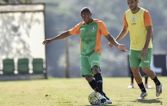 Juninho assume a missão de orientar jovens do América-MG em Santos
