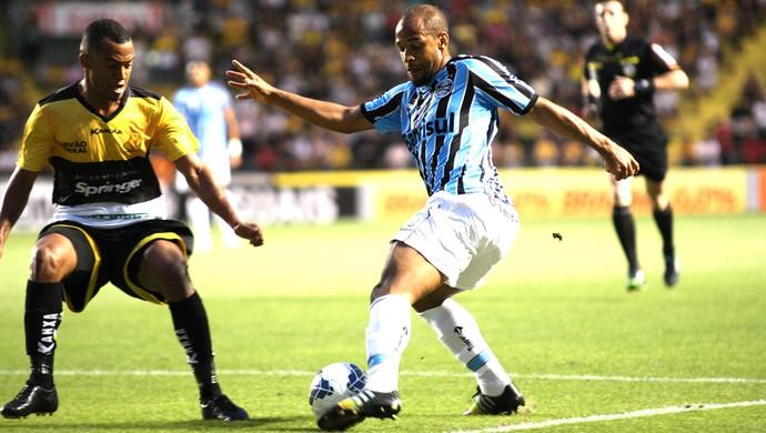 Felipe Bastos, Criciúma G Grêmio (Foto: Getty Images)