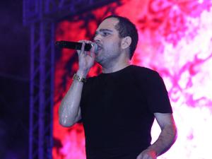 """O repertório de Zezé e Luciano ainda trouxe o sucesso recente """"Sonho de Amor"""" (Foto: Camila Henriques/G1 AM)"""