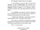 MPC pede exoneração de mais de 60 CCs recém-criados em Triunfo