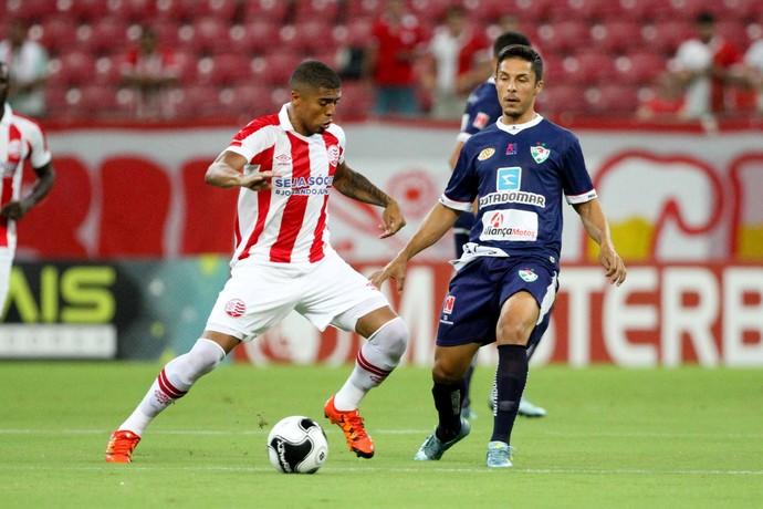 Náutico x Salgueiro Campeonato Pernambucano (Foto: Adelson Carneiro / Pernambuco Press)
