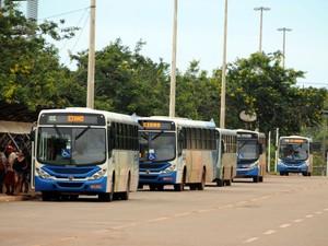 Prefeitura de Palmas disponibiliza ônibus extras para show em Palmas (Foto: Antonio Gonçalves/Prefeitura de Palmas)