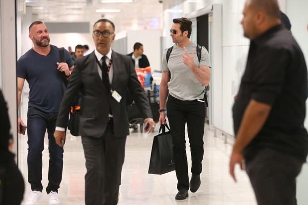 Hugh Jackman (Foto: Manuela Scarpa/Brazil News)
