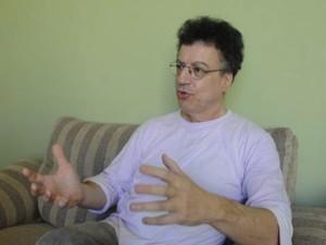 Professor reafirma escolha por profissional branco no Espírito Santo (Foto: Reprodução/ TV Gazeta)