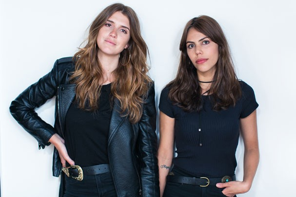 Manuela Bordasch e Catharina Dieterich, sócias da Steal the Look (Foto: Luiza Ferraz / Divulgação)