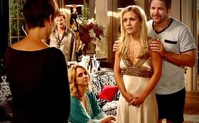 Trégua? Carminha descobre que Nina salvou Jorginho e se desculpa
