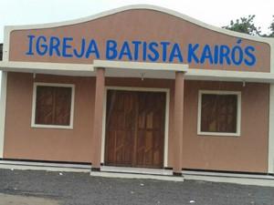 Pastor é morto a tiros durante culto evangélico na Bahia  (Foto: Lenadro Alves/ Portal Bahia News)