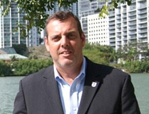 Bill Peterson Presidente da NASL (Foto: Reprodução / Site Oficial NASL)