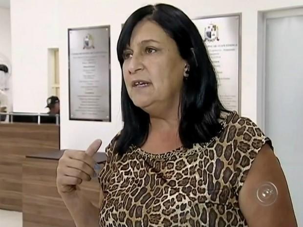 Vereadora Selma de Moraes (SDD) é citada durante áudio (Foto: Reprodução/ TV TEM)
