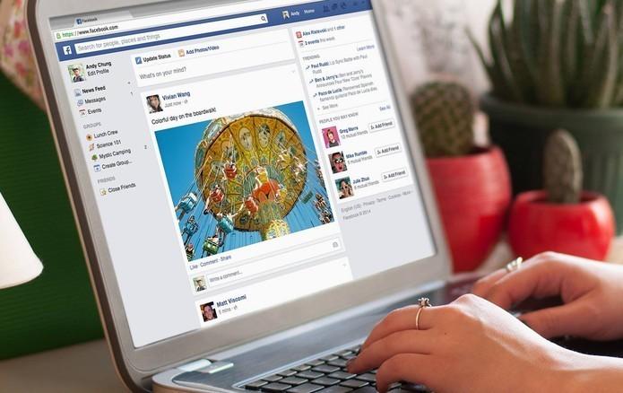 Facebook está testando lojas dentro das páginas de fãs (Foto: Divulgação/Facebook) (Foto: Facebook está testando lojas dentro das páginas de fãs (Foto: Divulgação/Facebook))