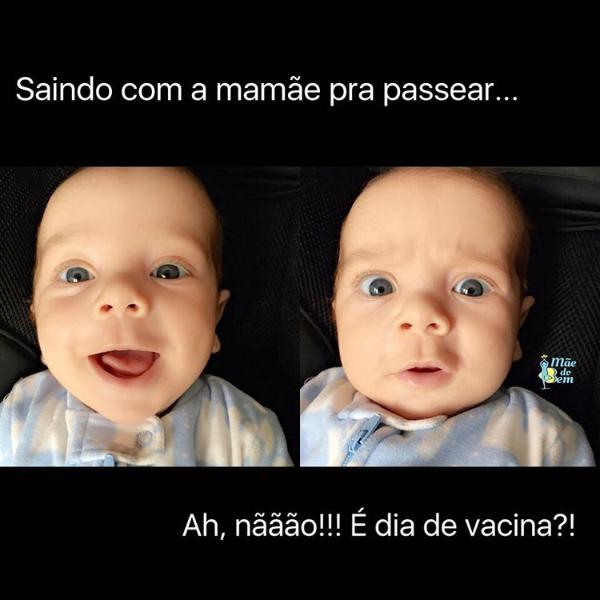 Bárbara Borges faz meme brincando com o filho (Foto: Reprodução/Instagram)