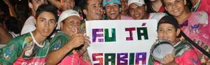 Vila Carvalho é a campeã do carnaval em Campo Grande  (Yarima Mecchi/G1 MS)