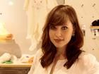 Carolinie Figueiredo conta detalhes do parto domiciliar: 'Nasceu no banheiro'