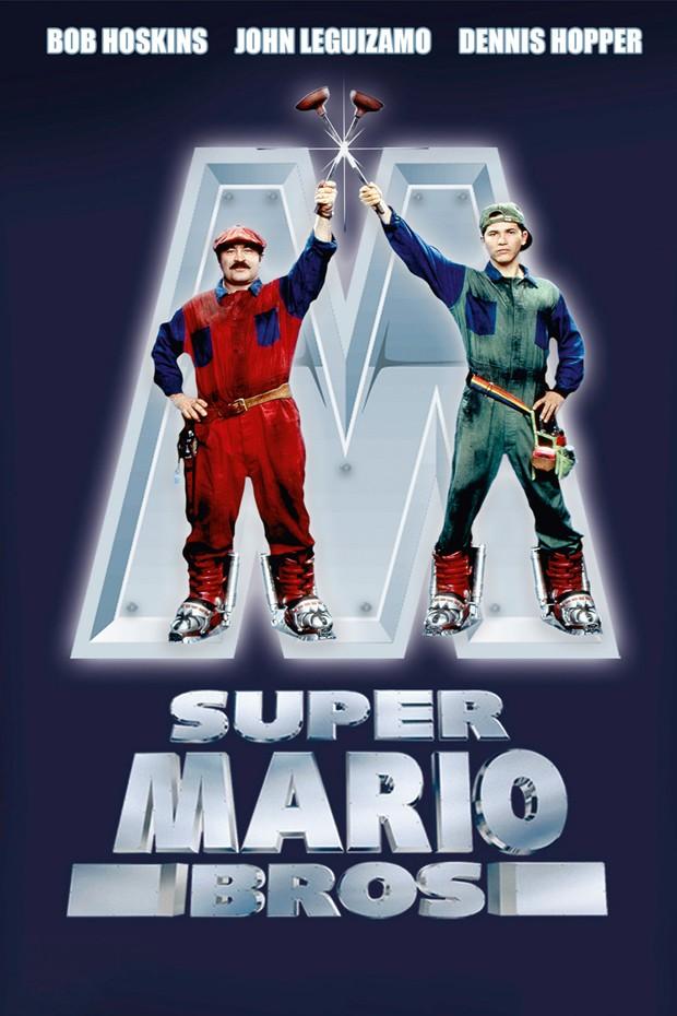Super Marios Bros. (1993) foi fracasso de crítica, público e bilheteria (Foto: Reprodução)