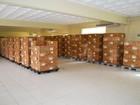 Urnas eletrônicas começam a chegar ao Cartório Eleitoral de Santarém, PA