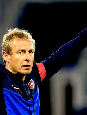 Klinsmann treino Estados Unidos (Foto: AFP)