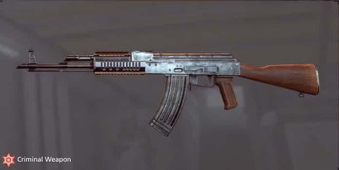 AKM (Foto: Reprodução/IGN)