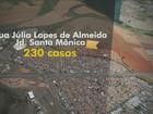 Embrapa mapeia as áreas de risco de transmissão da dengue em Campinas