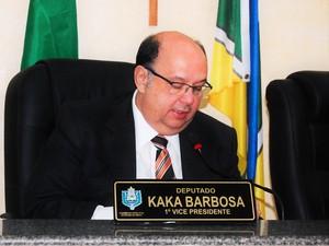 Kaká Barbosa, deputado estadual, Amapá (Foto: Divulgação/Decom/Alap)