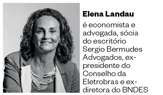 Elena Landau  (Foto: Arquivo pessoal )