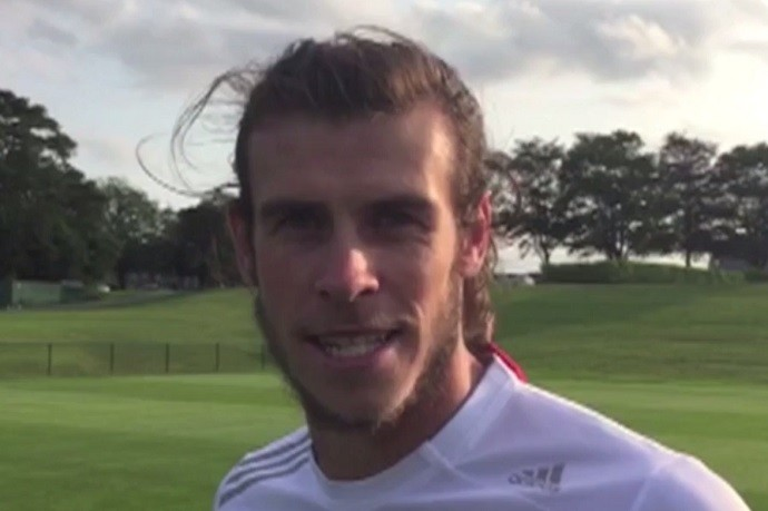 Gareth Bale desafio do pênalti