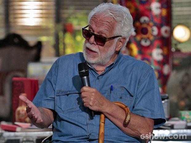 Manoel Carlos insere discussão social em capítulo de 'Em Família' (Foto: Felipe Monteiro/ TV Globo)