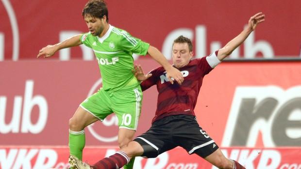 Diego Wolfsburg Nuremberg (Foto: EFE)