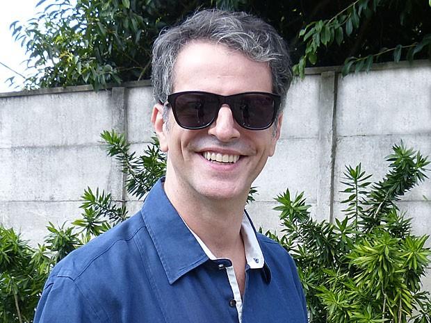 O ator Marcelo Varzea também é pai de uma menina (Foto: Malhação / TV Globo)