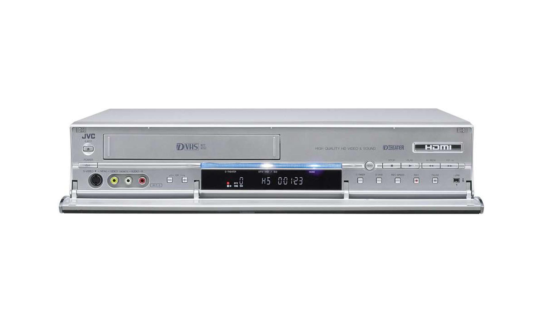D-VHS (Foto: Divulgação)